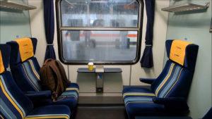 Ex Jan Hus apod. tady jsou vlaky ještě v pořádku. Opravdu se tu dá sedět.